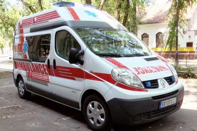 Od ponedeljka Hitna pomoć u Petefi Šandora prima pacijente u Ogranku IV