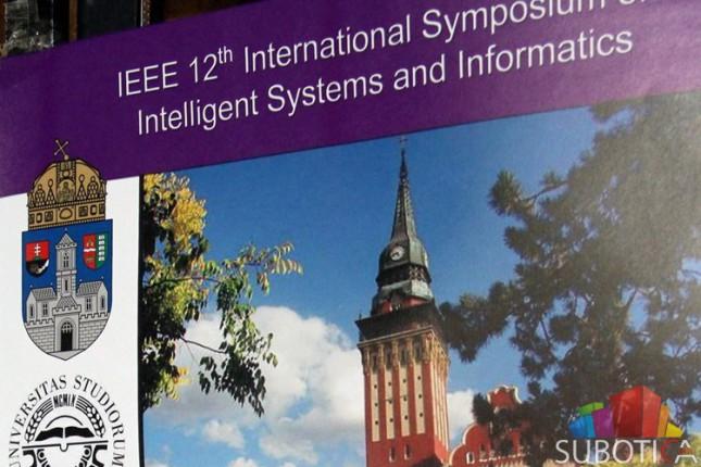 Otvoren 12. Međunarodni simpozijum o inteligentnim sistemima (SISY 2014)