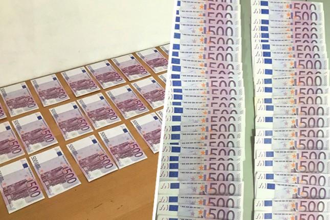 Sprečen pokušaj nelegalnog unosa 60.000 evra na GP Horgoš