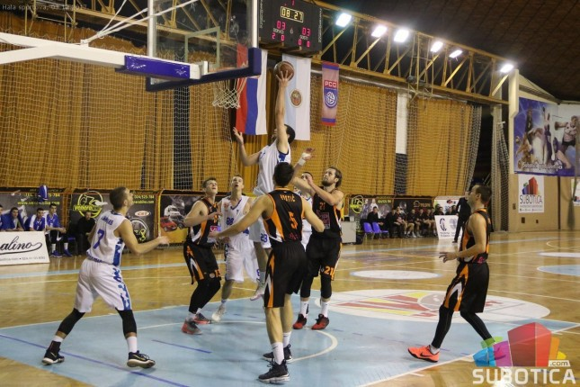 Košarka: Spartak poražen od Dinamika u Beogradu (98:70)