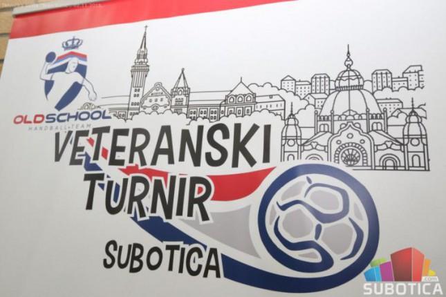 "Rukomet: Međunarodni turnir veterana ""Subotica 2019"" u subotu u MESŠC-u"