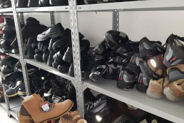 Sprečen pokušaj krijumčarenja cipela u vrednosti od 6.000 evra