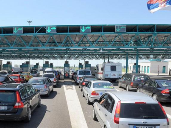 Stanje na graničnim prelazima (10.08.)