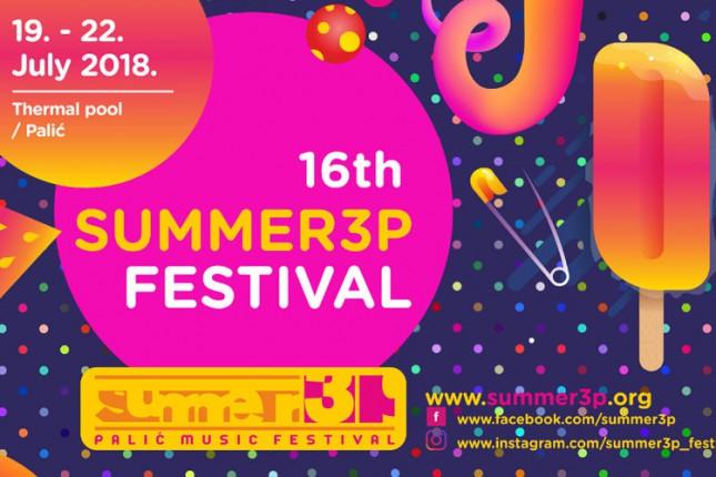 Sedamnaest izvođača elektronske i hip-hop muzike na Summer3p festivalu