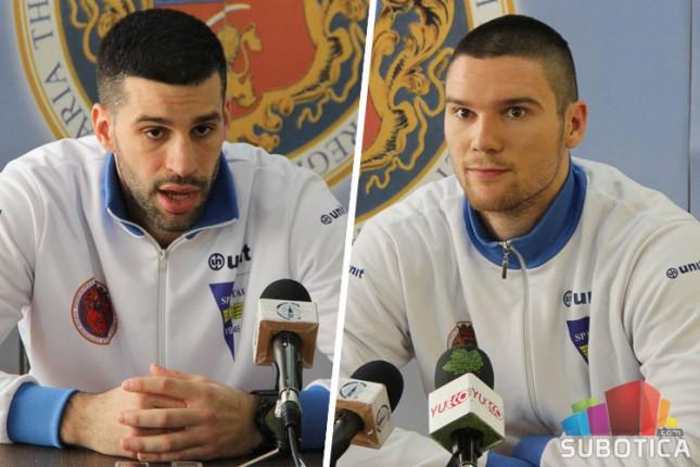 Košarkaši Spartaka u subotu protiv Dunava