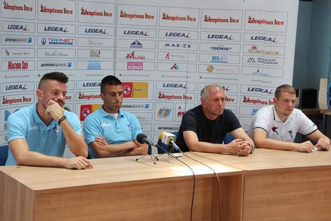 Fudbal: Spartak večeras počinje kvalifikacije za Ligu Evrope