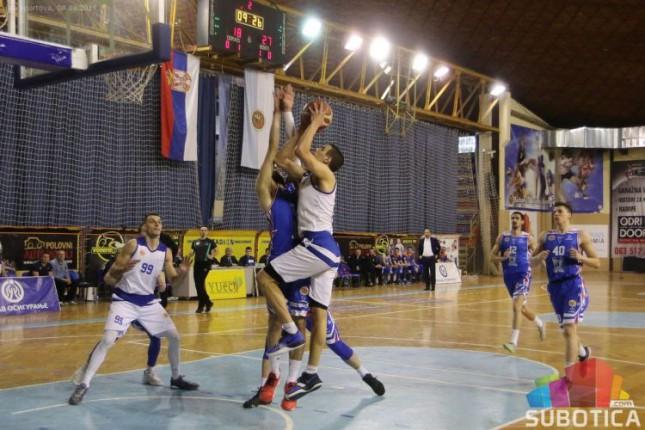 Košarka: Posle poraza od Zlatibora Spartak se seli u niži rang