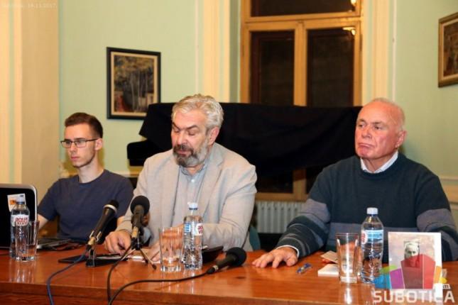 Održana promocija knjige Slobodana Markovića
