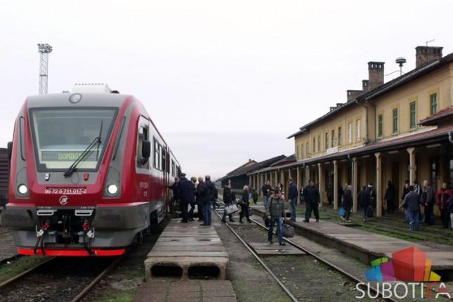 Privremena izmena saobraćanja vozova na relaciji Subotica - Novi Sad i Novi Sad - Šid