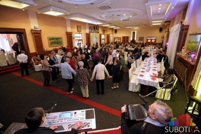 Penzionerke iz regiona proslavile Dan žena