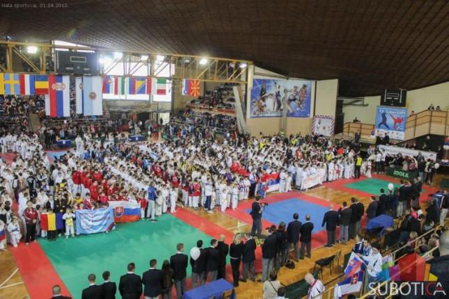Održan šesnaesti Super Enpi karate kup
