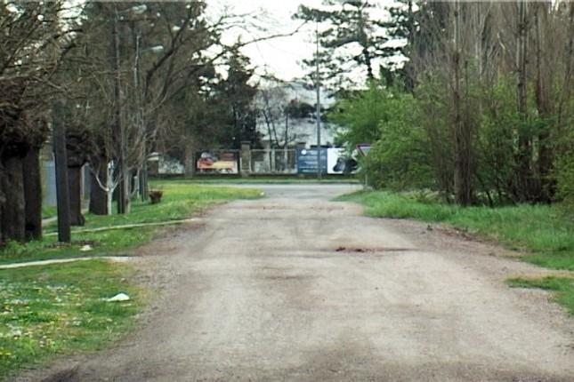 Problem male neasfaltirane ulice na Malom Radanovcu