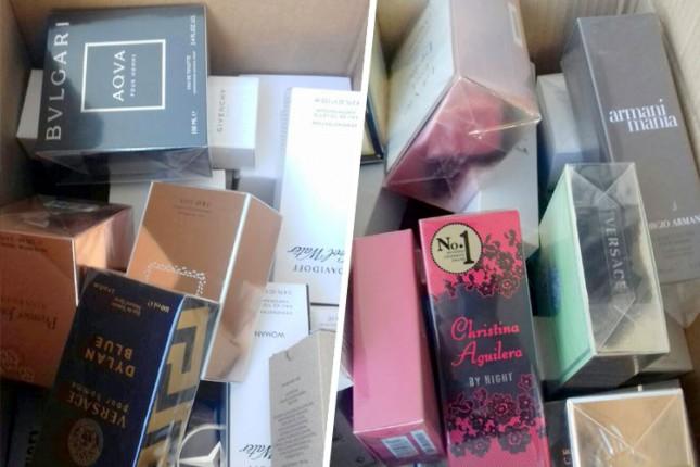 Subotičanin pokušao da prokrijumčari parfeme u vrednosti od 2.000 evra