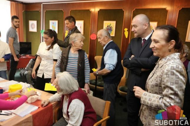 Korisnici Gerontološkog centra obeležili Svetski dan nutricionista