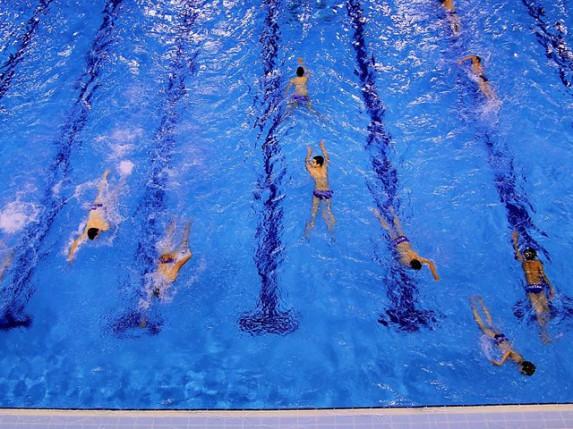 Kupači čuvaju bazen