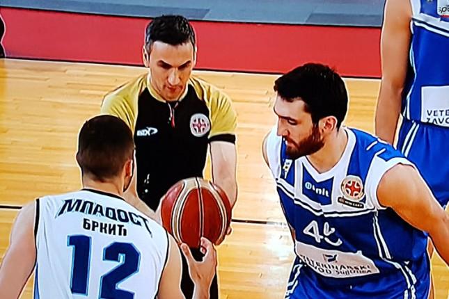 Košarkaši Spartaka savladali Mladost (96:99) i praktično osigurali Superligu