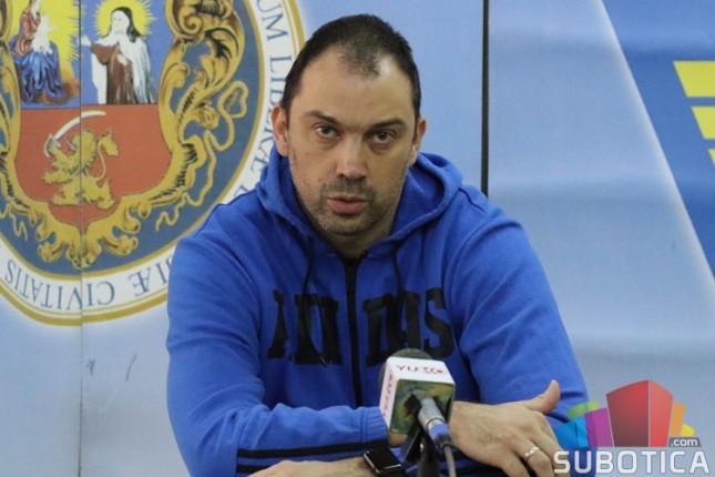 Košarka: Spartak u petak protiv Dunava
