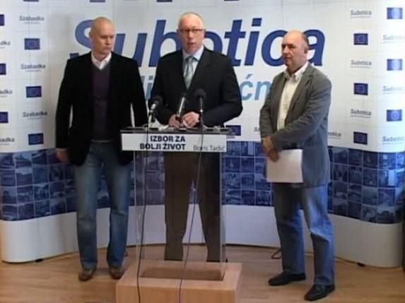 """DS osuđuje stavove Korheca iznete u """"Blic"""" - u"""