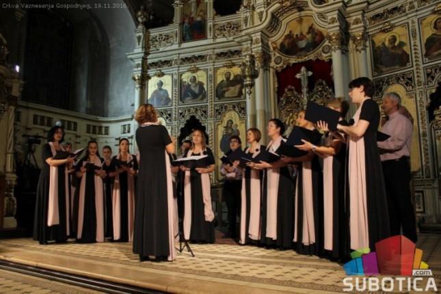 Festival duhovne muzike sutra u hramu Svetog Vaznesenja Gospodnjeg