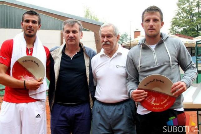 """Teniser iz Srbije pobednik 8. međunarodnog turnira """"Futures 12"""""""