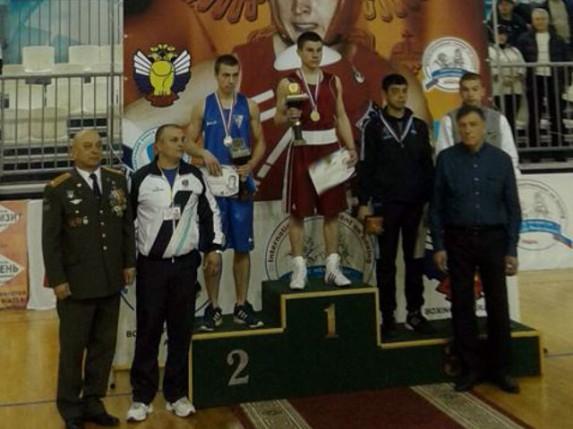 Bokser Florijan Sabo osvojio srebrnu medalju na međunarodnom turniru u Rusiji
