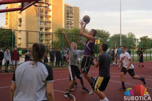 """U toku prijave za turnir u basketu """"Subotica open 2018"""""""
