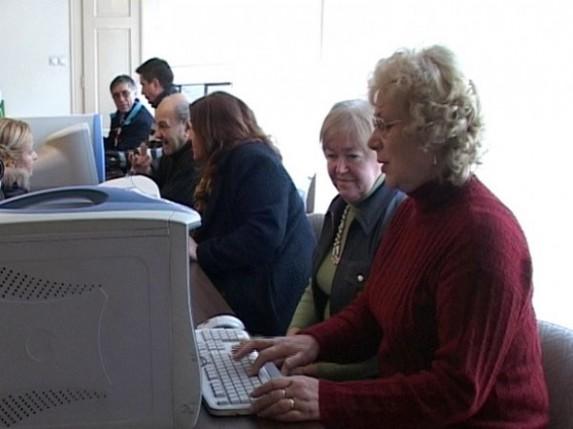 Informatička obuka penzionera