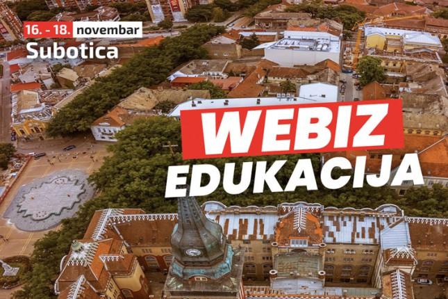 Webiz edukacija: Preko 150 ljudi koji se bave digitalnim marketingom stiže u Suboticu!