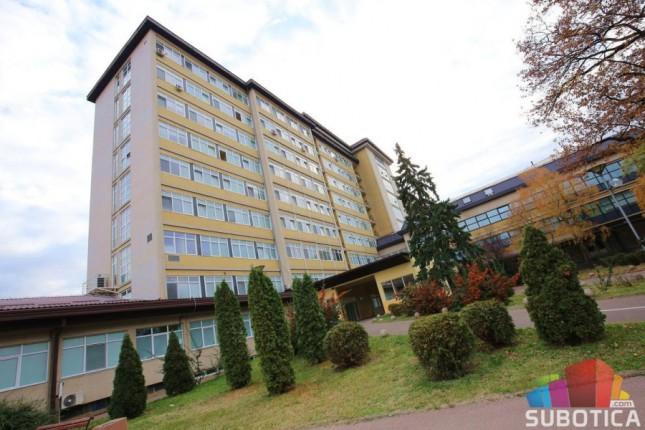Ukinuta mera zabrane poseta u subotičkoj bolnici