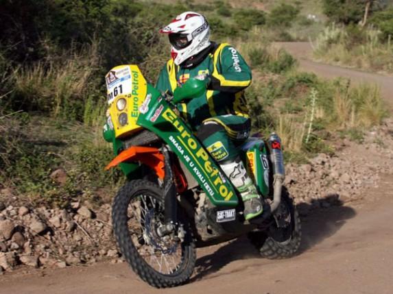 Dakar reli: Sagmajster odustao zbog kvara na motoru