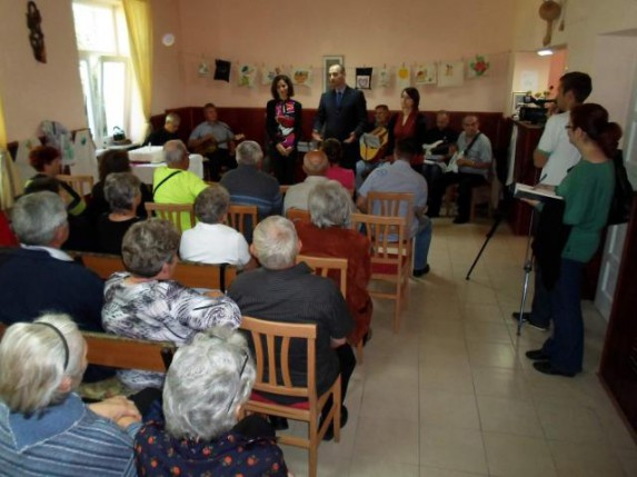 "Prvi rođendan Gerontološkog kluba ""Mala Bosna"""