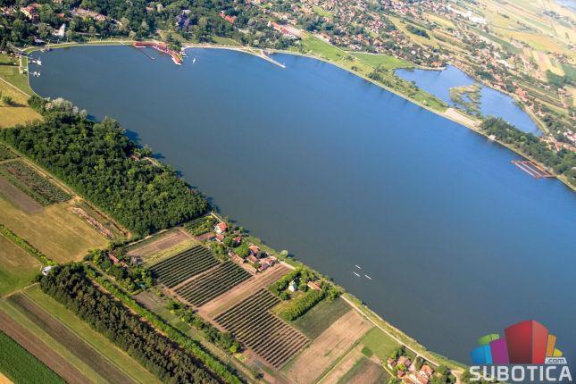 Kvalitet vode u Paliću i dalje veoma loš