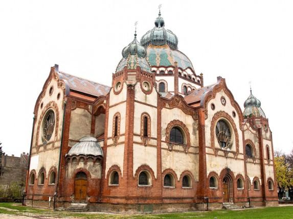 Rekonstrukcija fasade Sinagoge