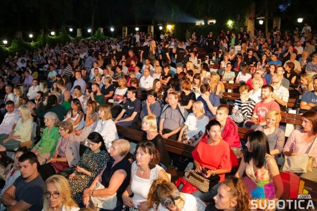 Počeo 25. Festival evropskog filma na Paliću