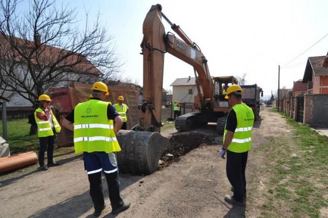 Počeli radovi na izgradnji Centralnog magistralnog vodovoda
