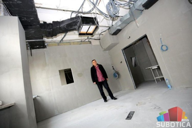 Građevinski radovi usporavaju Kliniku za VTO