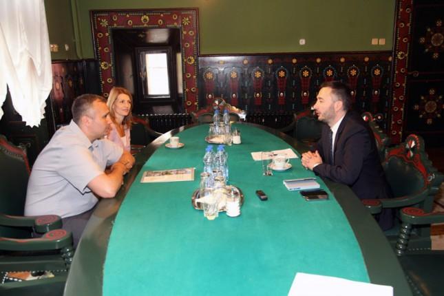 Pokrajinski sekretar Vuletić boravio u radnoj poseti Subotici