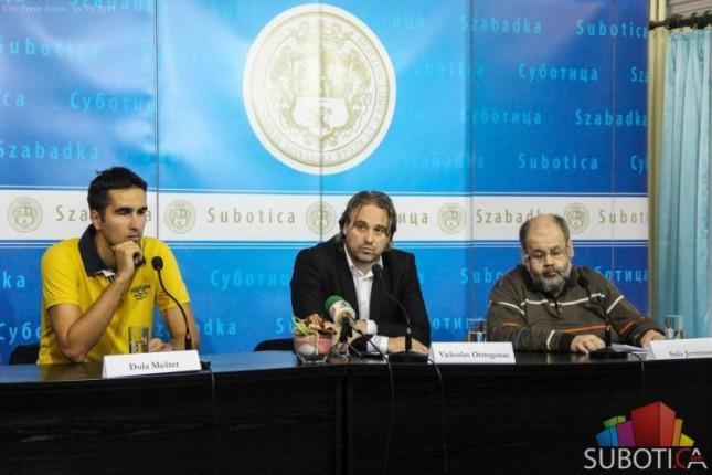 "Đula Mešter novi predsednik Sportskog društva ""Spartak"""