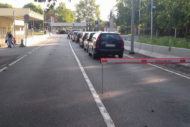 "Produženo radno vreme graničnog prelaza ""Horgoš 2"""