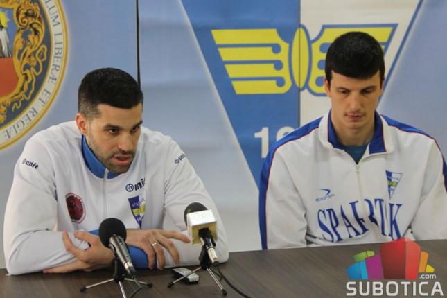 Košarkaši Spartaka bez kalkulacija protiv OKK Beograda