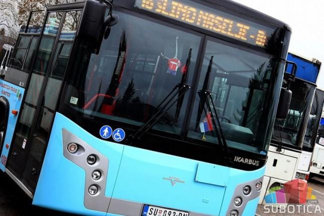 Izmena trasa autobuskih linija zbog radova u Zmaj Jovinoj ulice