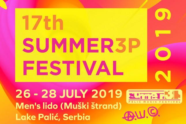 Bogat muzički program 17. Summer3p festivala