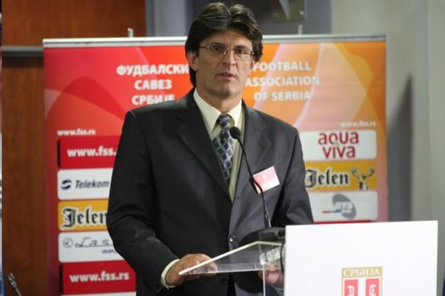 Dragan Simović izabran za predsednika Fudbalskog savez Vojvodine