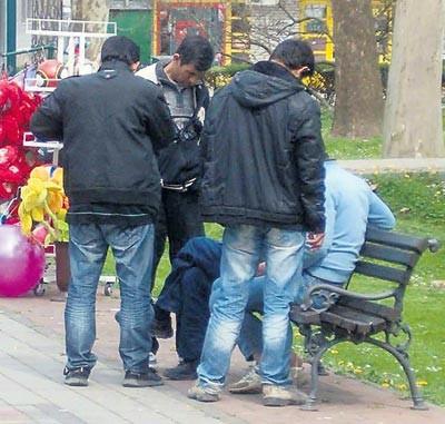 Subotica preplavljena azilantima