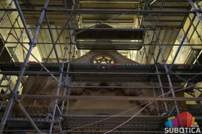Obnova Sinagoge do kraja godine
