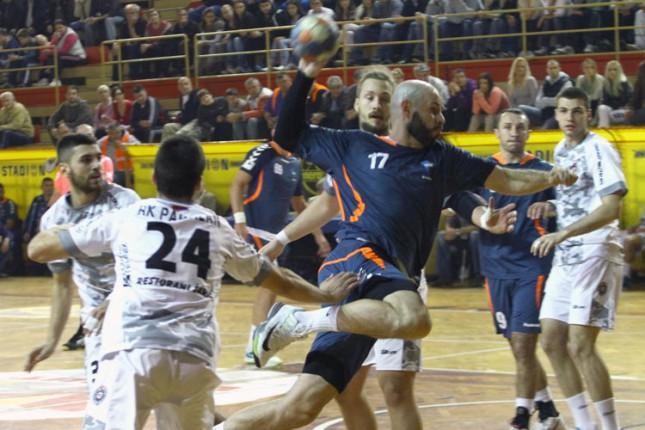 Rukometaši Spartaka savladali Partizan (24:23)