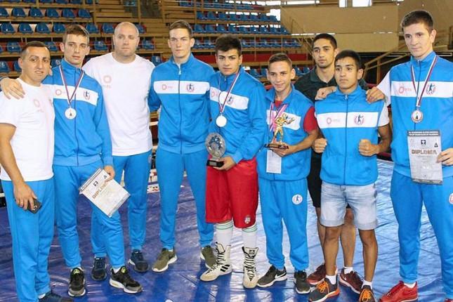 "Bokseri Srbije osvojili 5 medalja na ""Vojvođanskoj zlatnoj rukavici"""