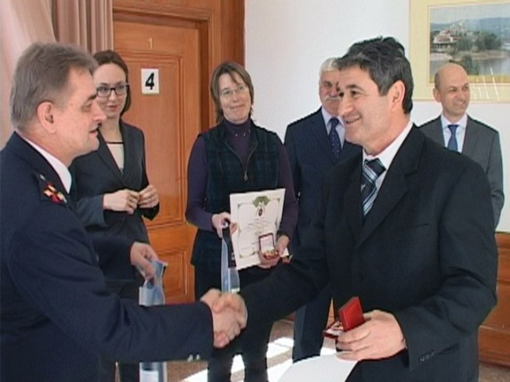 U Minhenu uručena odlikovanja Vatrogasnog saveza Srbije