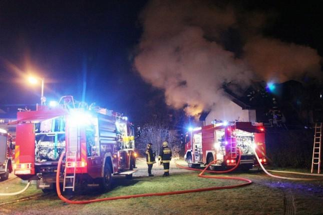 Starija osoba stradala u požaru u Bajmoku