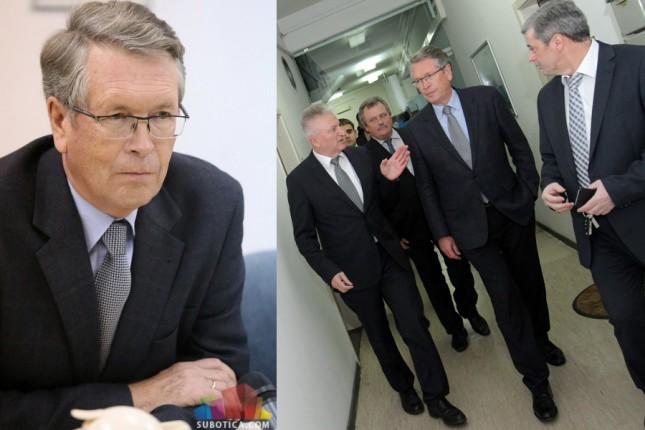 Ambasador Ruske federacije u poseti Subotici